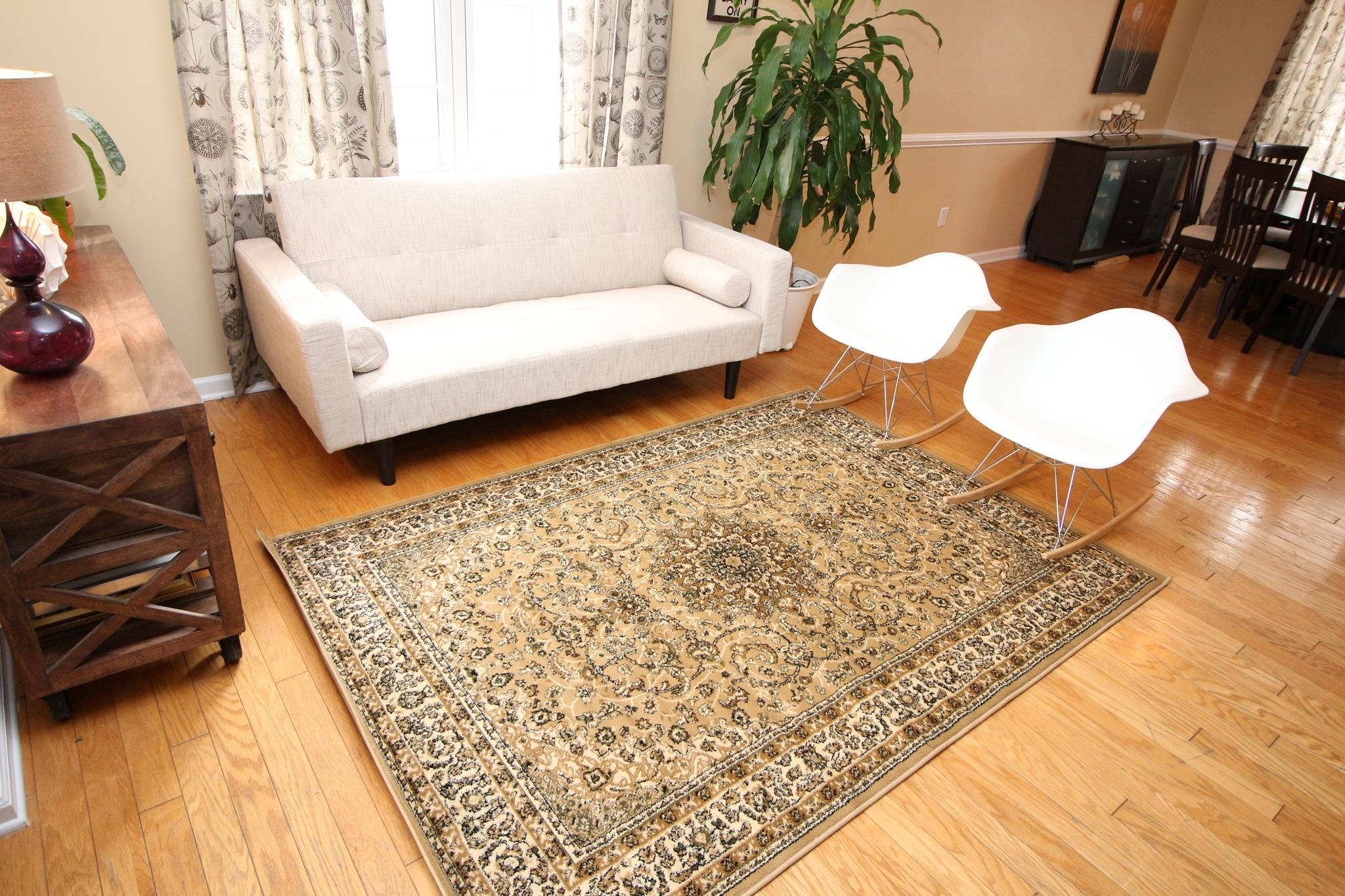rugs supreme beige shag modern collection cream rug white products weave floor soft super
